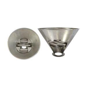 Magnetisk rist for jern separasjon Ø 130 mm