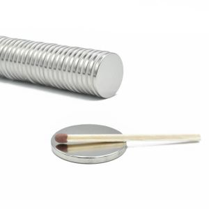 Diskmagnet Ø 25 x 2,5 mm