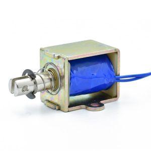 Elektromagnet 12V Pull-Push 0,5 kg, Solenoid 13W