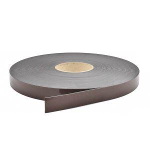 Selvklebende magnetbånd 25 mm, rull 30 meter