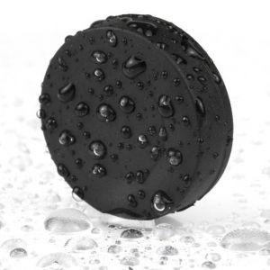 Gummibelagt magnet Ø 22 x 6,4 mm