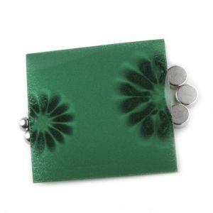 Fluks folie - viser magnetfelt mønstre