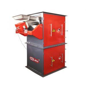 Permanent magnetisk separator med flere ruller VMSV