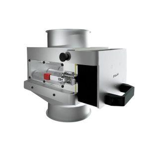 Magnetisk rist-separatorer i kabinett MSS-MC