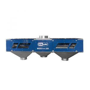 Magnetisk ristseparator med automatisk rengjøring MSS-AC