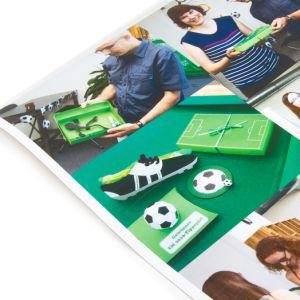 Magnetisk fotopapir matt A4 10 ark