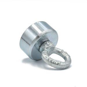 Magnet med øyebolt Ø 32 mm
