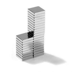 Magnetplate 10 x 10 x 2 mm, N38