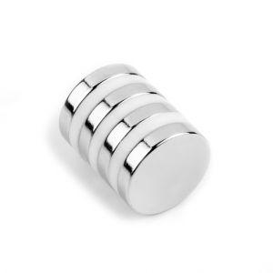 Diskmagnet Ø 15 x 3 mm