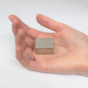 Blokk magnet 30 x 20 x 20 mm