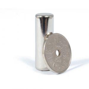 Sylindrisk magnet Ø 10 x 30 mm