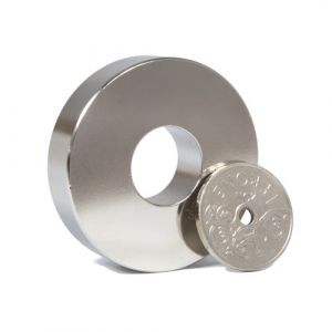 Ring magnet Ø 41/15 mm x 10 mm