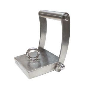 Kraftig magnet for dykkerne, robust og rustfri, 230 kg