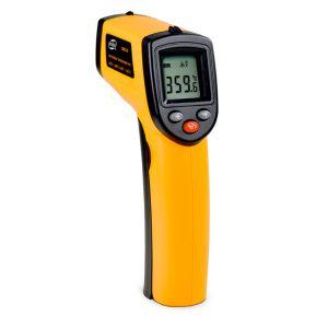 IR-termometer, måler fra -50°C til 380°C