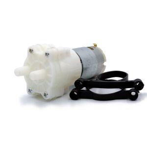 Vannpumpe 12V 110l/h - tilkobling 7 mm