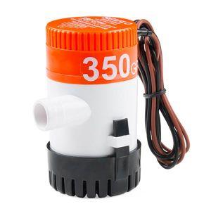 Kraftfull nedsenkbar vannpumpe 12V 22 l/min