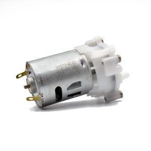 Vannpumpe 6V (3-12V) 1,2l/min - tilkobling 4 mm