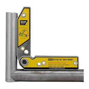 Justerbar magnet,  vinkelmagnet 30-270°