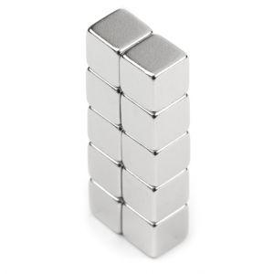 Kube magnet 6 mm