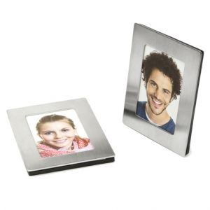 Magnetiske bilderammer 6,6 x 5 cm, 2 stk.
