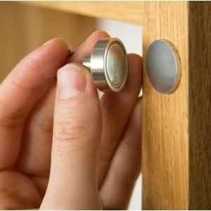 Selvklebende disk Ø 20 mm