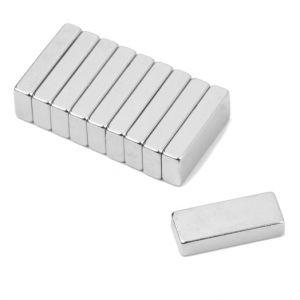 Blokk magnet 10 x 4 x 2 mm
