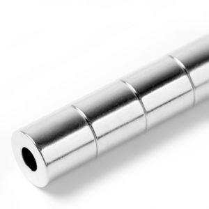 Ring magnet Ø 12/5 mm x 12 mm