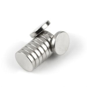 Disk magnet Ø 5 x 1 mm