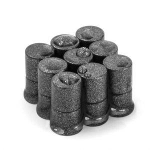 Teflon belagt stav magnet Ø 5 x 5 mm