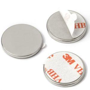 Selvklebende disk magnet Ø 22 x 2 mm