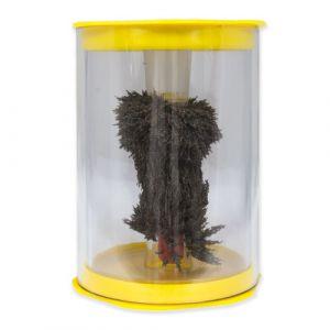 Sylinder for 3D demonstrasjon av magnetfelt