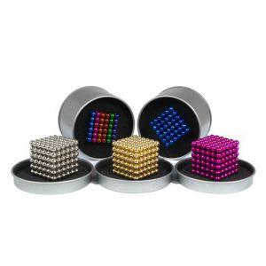 NeoCube 216 fargede magnetkuler