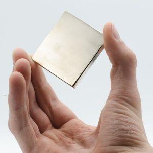 Blokk magnet 50 x 50 x 5 mm