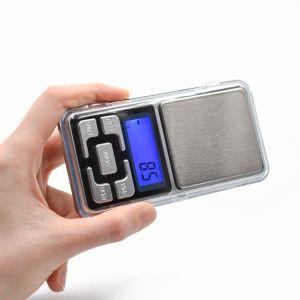 Mini digitalvekt 0,1g - 500g