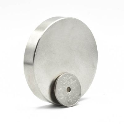 Diskmagnet Ø 55 x 10 mm, neodym