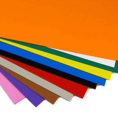 Magnetark A4 i forskjellige farger