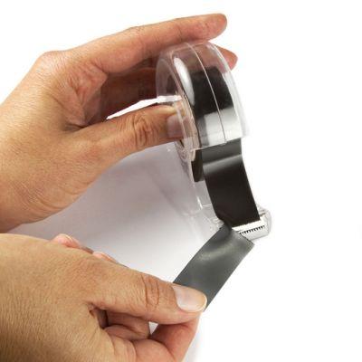 Selvklebende magnetisk teip med dispenser