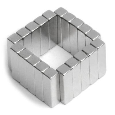 Blokk magnet 15 x 5 x 5 mm