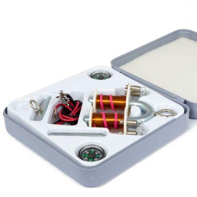 Elektromagnet, sett med ekstra tilbehør