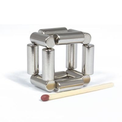 Sylindrisk magnet Ø 6 x 15 mm