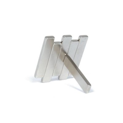 Blokk magnet 25 x 5 x 2 mm