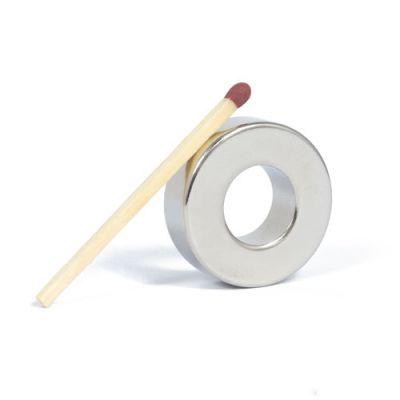 Ring magnet Ø 24/12 mm x 8 mm