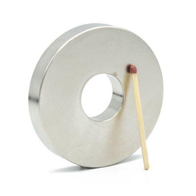 Meget kraftig ringmagnet Ø 60/20 x 10 mm