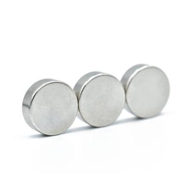 Neodym diskmagnet Ø 15 x 5 mm, N50