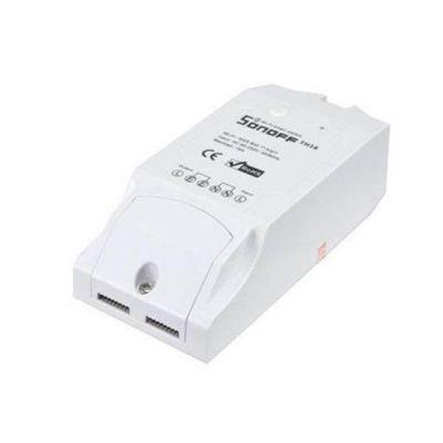 Sonoff TH16 WiFi - relé som overvåker temperatur og fuktighet