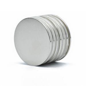 Diskmagnet Ø 25 x 1 mm