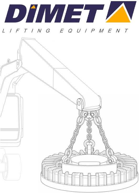 Dimet lifting equipment