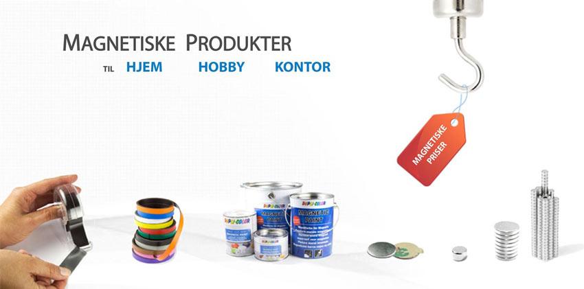 Produkter til hjem og kontor