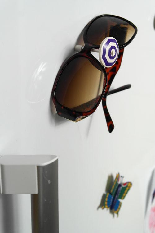 Magnetisk brilleholder