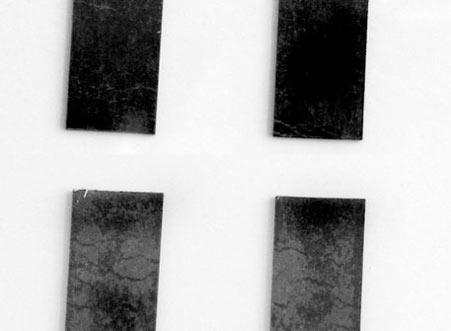 Pressing og tørking av selvklebende produkter